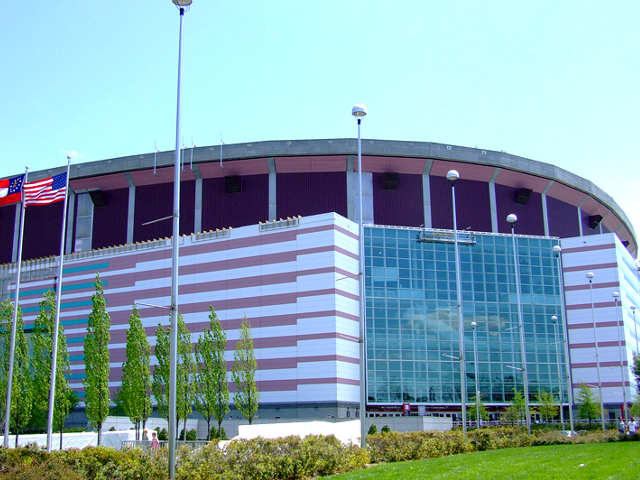 Georgia Dome: Home of the Atlanta Falcons